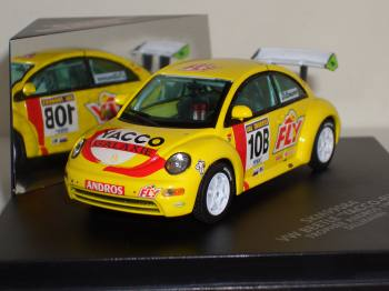 VW New Beetle Trophy Andros 1999 - Skid