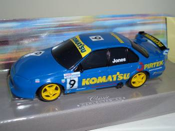 Ford Falcon EL V8 Supercars 1998 Larkham
