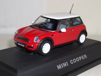 Mini Cooper 2001 - Jadi automodello 1/43