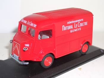 Citroen H  1954 Natural Coultre-Eligor 1:43
