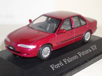 Ford Falcon Futura EF 1995 - scale car 1:43