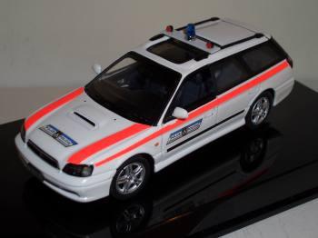 Subaru Impreza Subaru Legacy Police Modelcars 1 43 Bmw