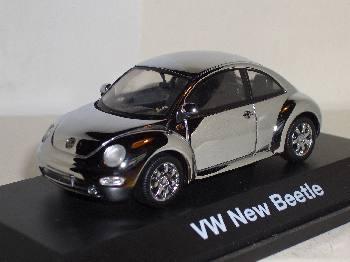 VW New Beetle 1997 - Schuco Automodell 1/43