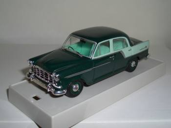 Holden_FC_Special_Sedan_1958_-_Trax scale car 1/43