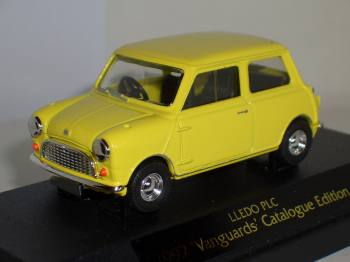 Mini 850 - Vanguards model car 1/43