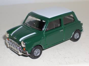 Mini Cooper 1960 - Vanguards modelcar 1:43